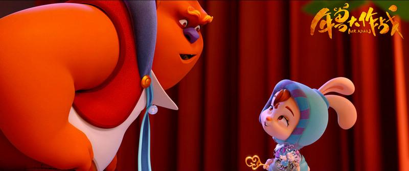 """中国微电影网讯 由坏猴子影业出品、张扬导演的合家欢动画电影《年兽大作战》大年初一(2月8日)上映后,据电影票房数据显示:首日即斩获940万票房(含点映票房)。而其爆棚的口碑也令影片成为春节档的黑马,获赞""""家庭观影首选""""。上映当日,不少家庭趁着春节假期带着孩子一起观影,家长们表示:""""可以在春节期间陪孩子们看看《年兽大作战》,对于父母和孩子来说是一次沟通的机会。""""""""很有年味儿,传统的故事拍出新意,让孩子了解年俗文化。""""电影《年兽大作战"""